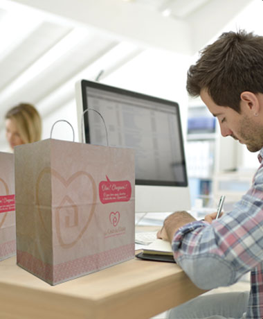 Embalagens de Papel